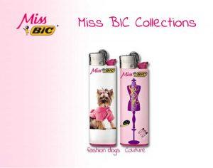Miss Bic branding