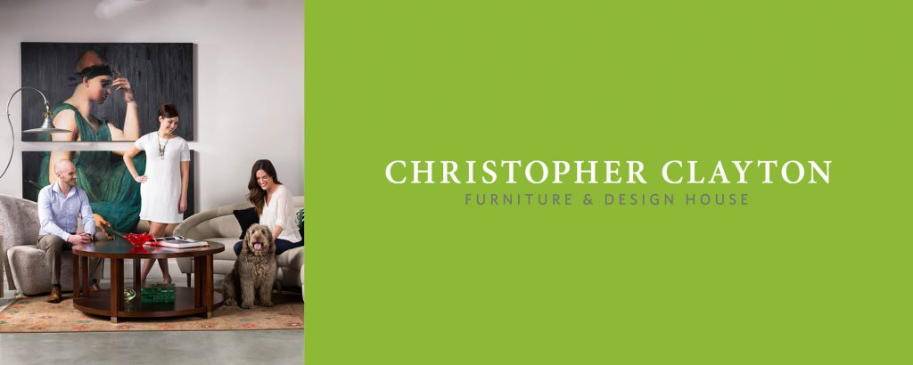 Branding, Advertising And Web Design For Christopher Clayton Furniture In  Edmonton